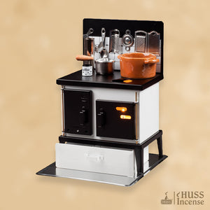 HUSS Incense Multi-Purpose Oven