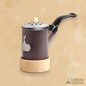 HUSS Incense Frankincense Pipe