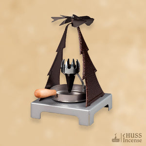 HUSS Incense Pyramid