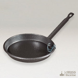 HUSS Incense Rustic Steel Pan