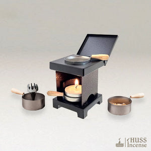 HUSS Incense Stool Stove