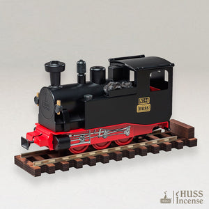 HUSS Incense Aromatic Steam Train black