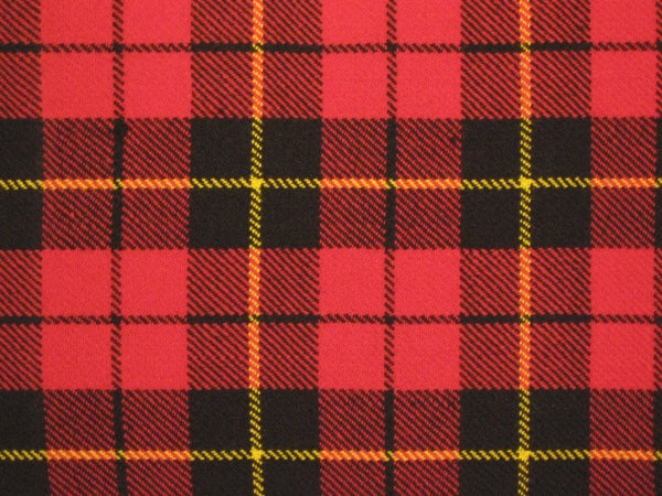 Women's Wallace Tartan Mini Kilt