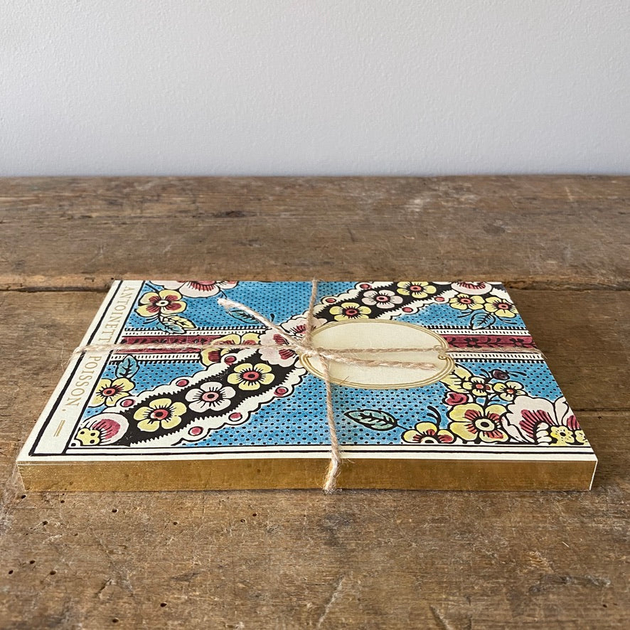French 18th Century Inspired Notebook - Jaipur