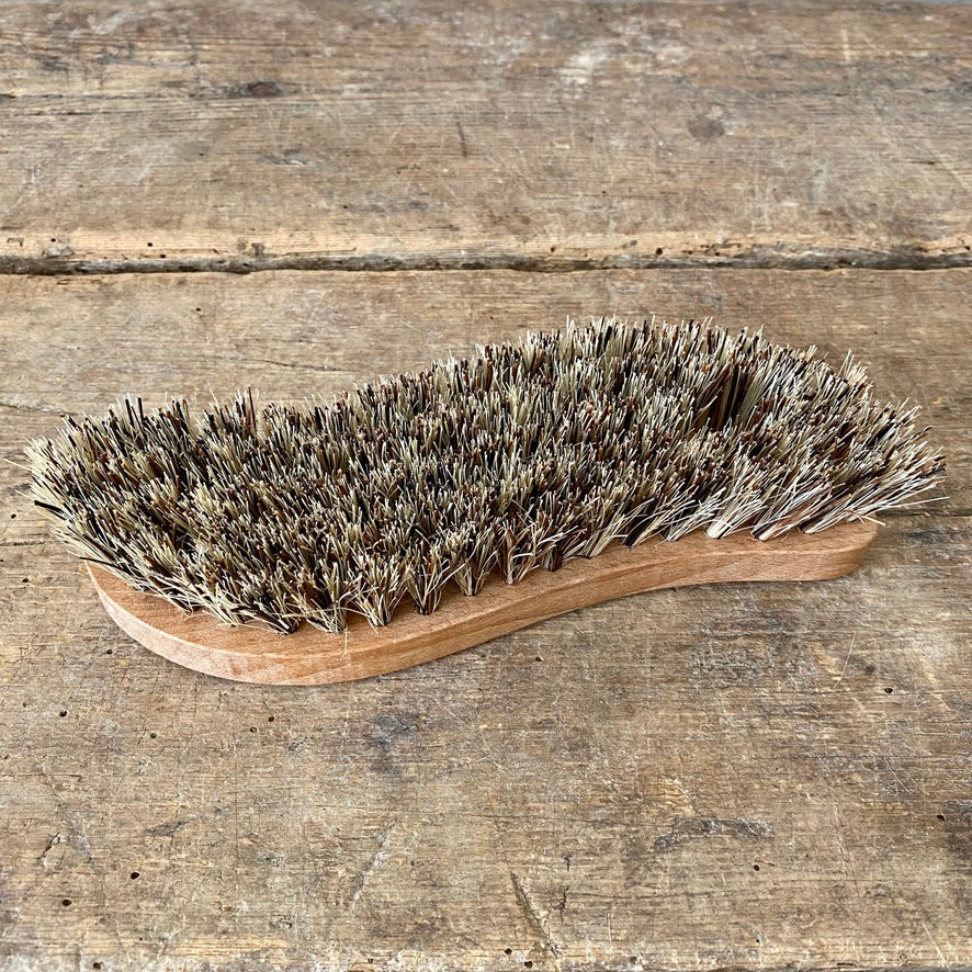Curved Scrub Brush