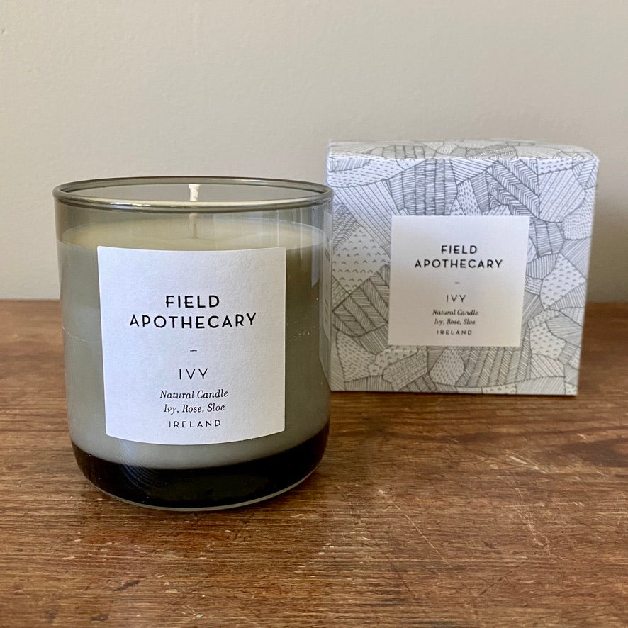 Ivy Candle by Field Apothecary