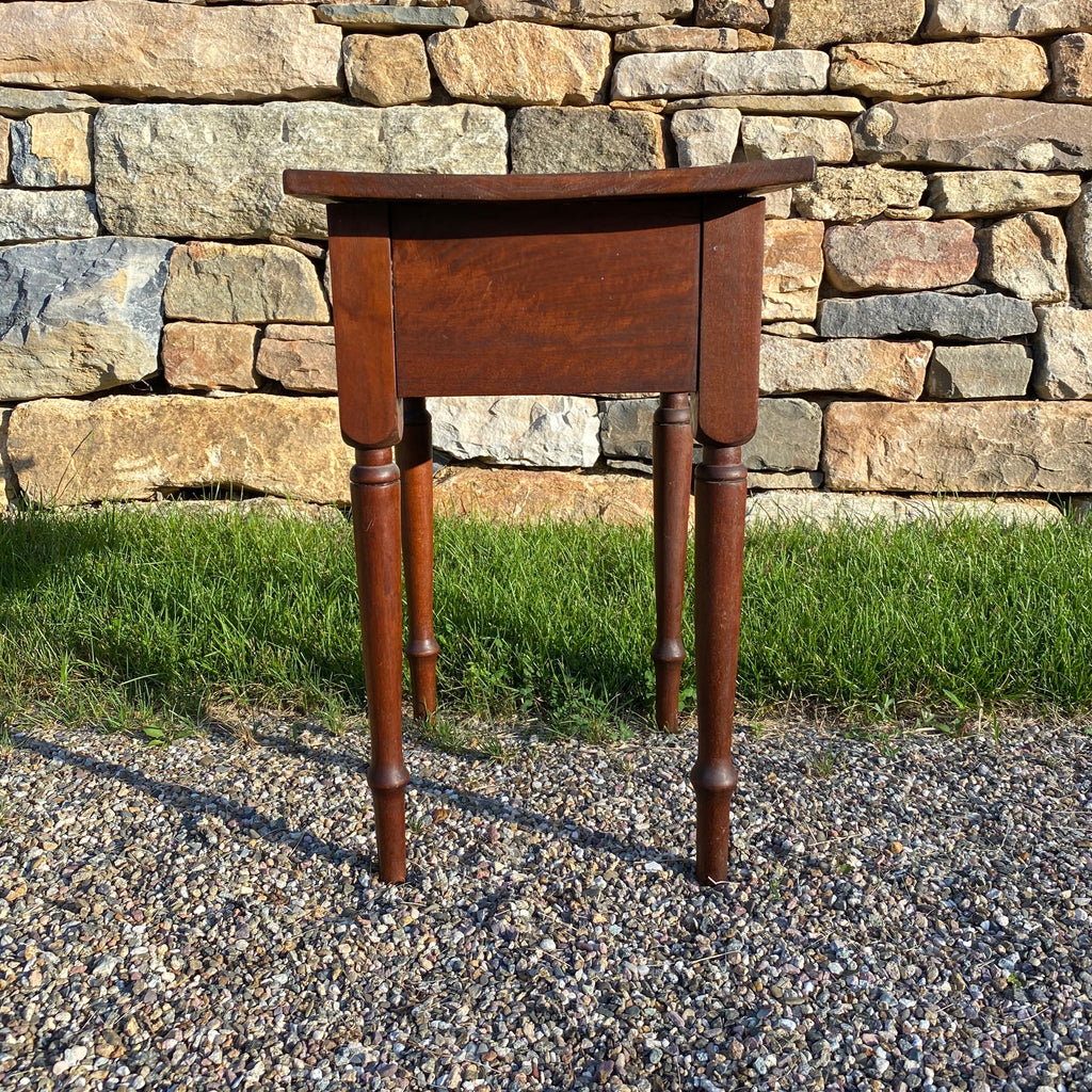 19th Century Walnut Side Table