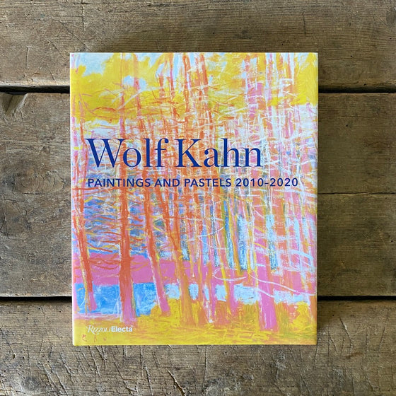 Wolf Kahn:  Paintings and Pastels 2010 -2020