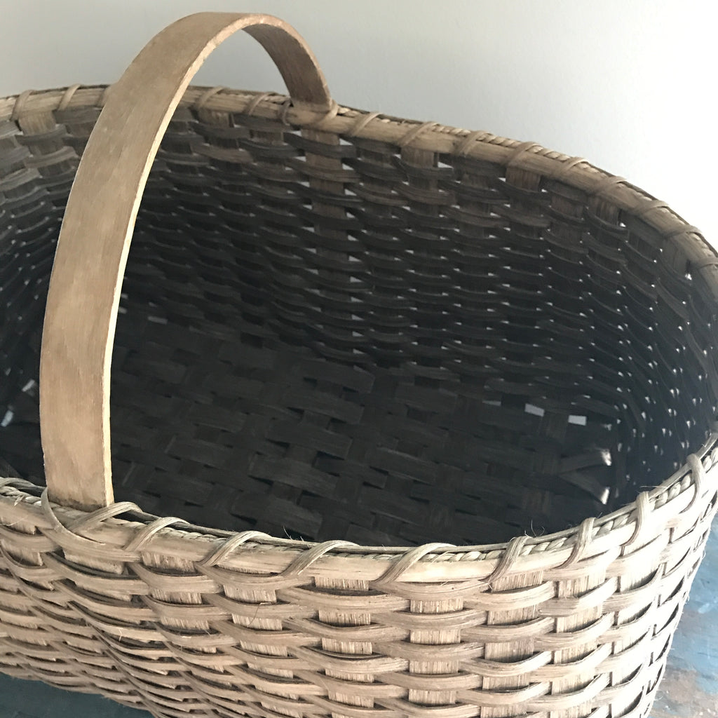 Amish Reed Basket