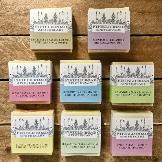 Fifield Road Apothecary Artisanal Soaps