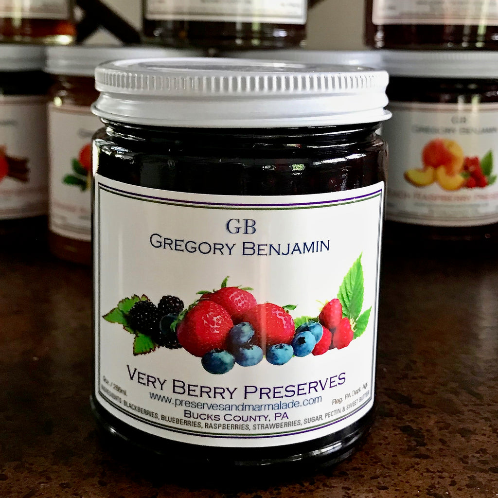Artisanal Preserves by Gregory Benjamin