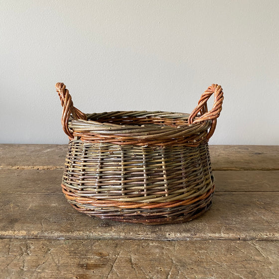 Small Walnut Basket #1