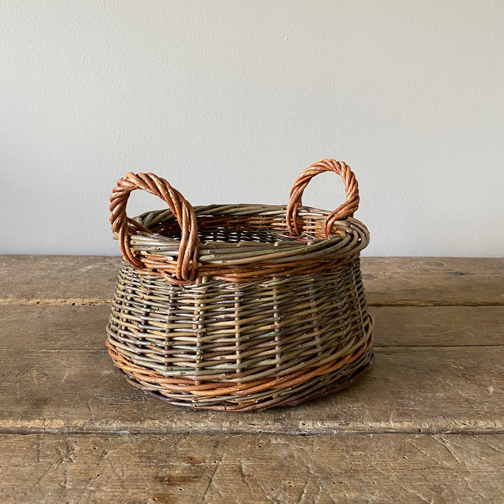 Small Willow Walnut Basket