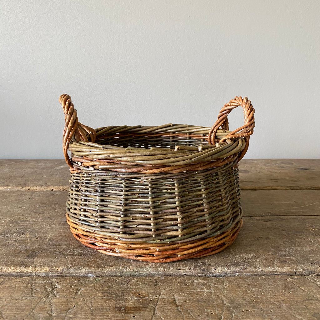 Small Walnut Basket #2