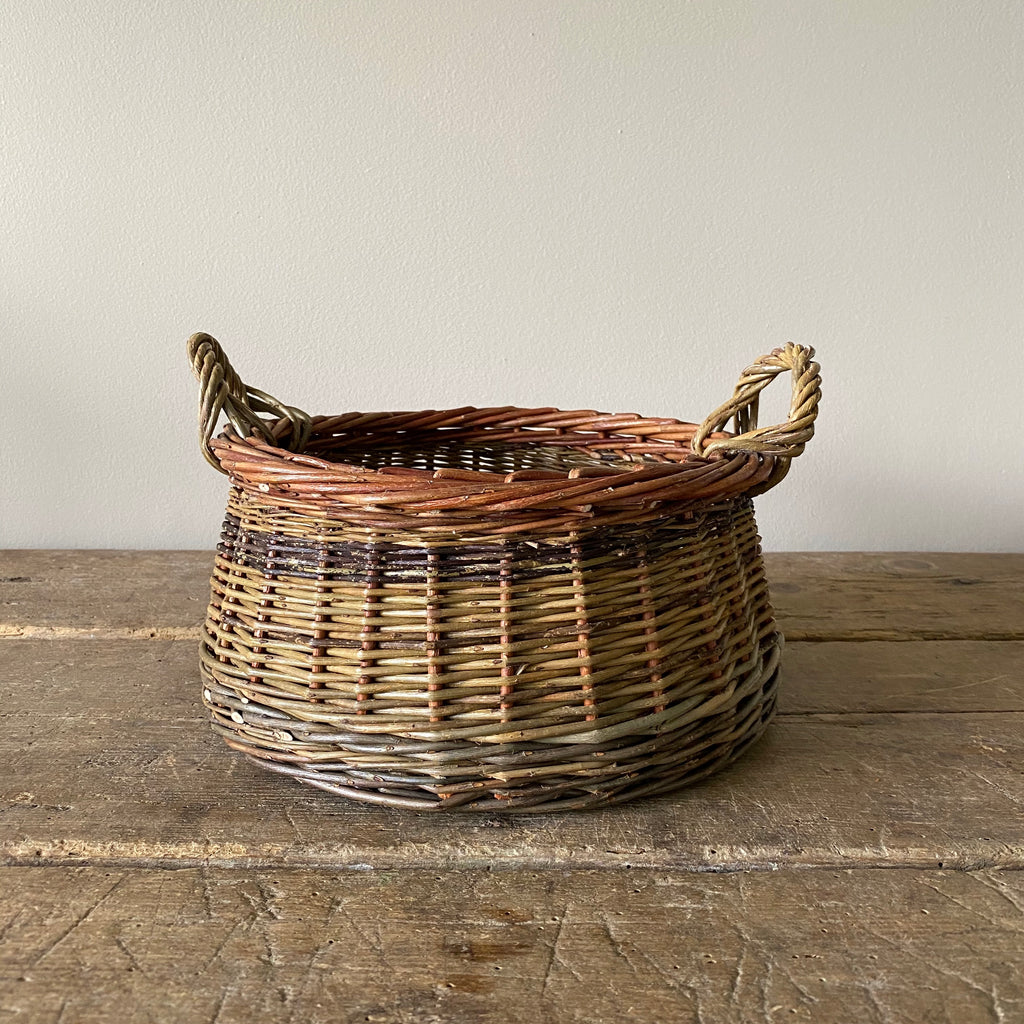 Large Walnut Basket #1