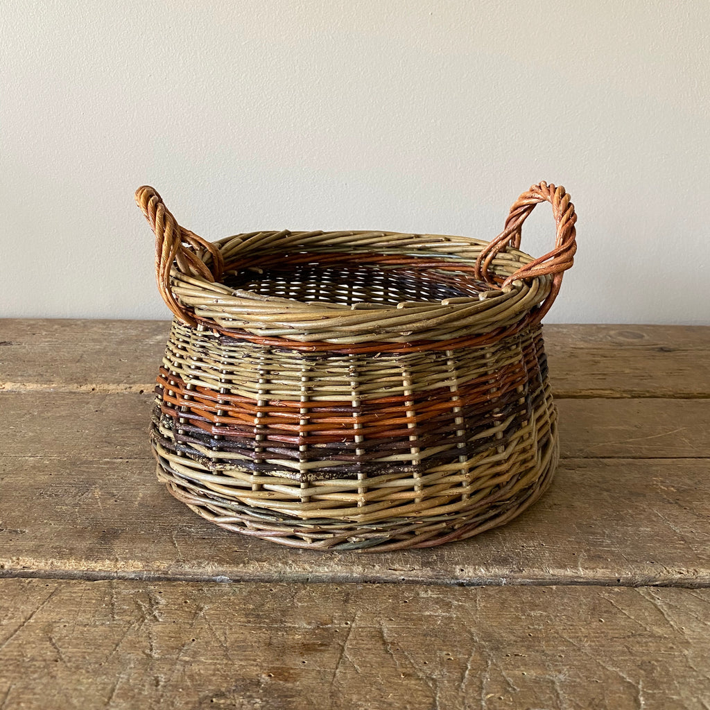 Large Walnut Basket #2