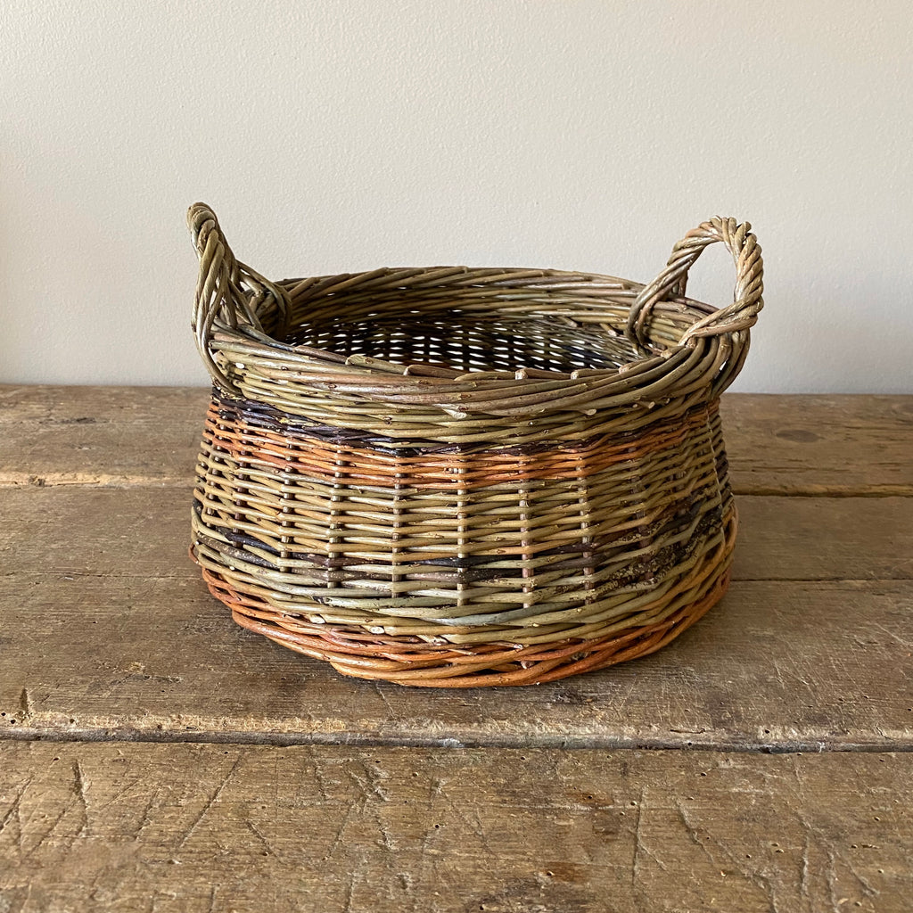 Large Walnut Basket #3