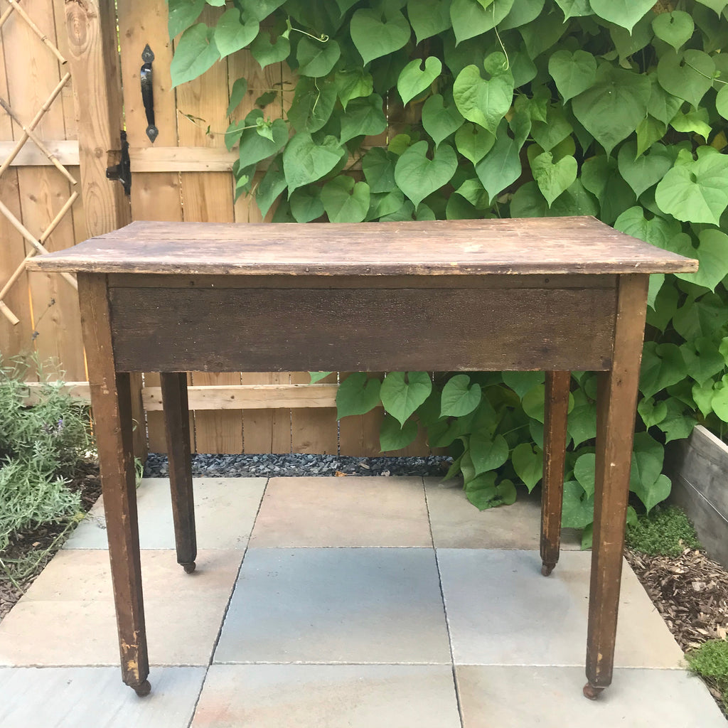 Antique American Work Table
