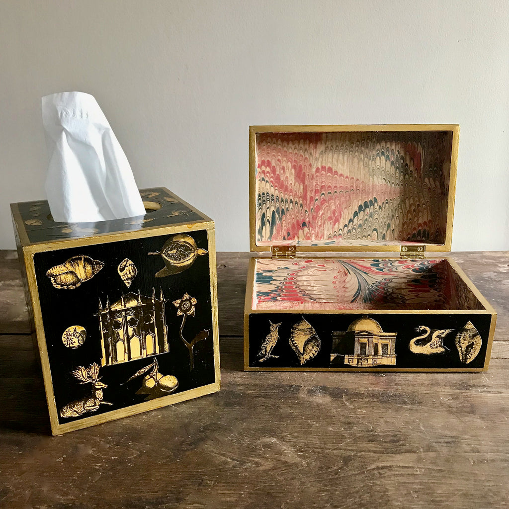 Tissue and Treasure Box