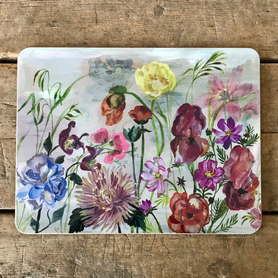 Flowers Table Mat by Nathalie Lete
