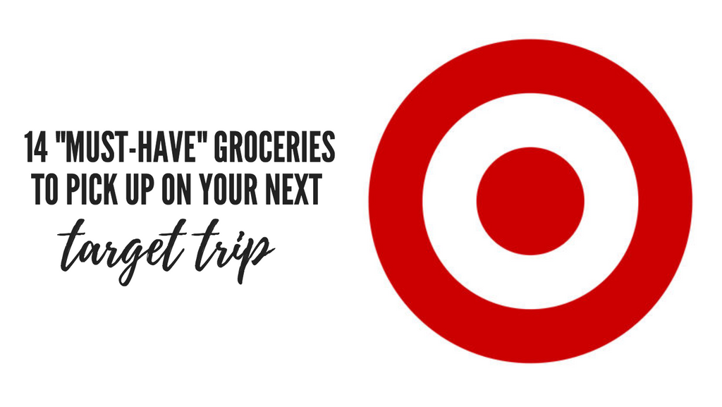 "14 ""Must-Have"" Groceries To Pick Up On Your Next Target Trip"