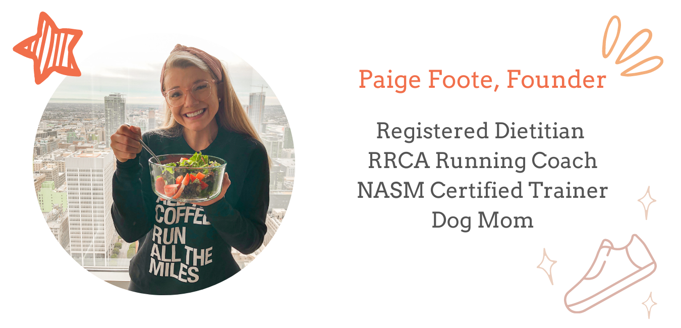 Paige Foote, Founder