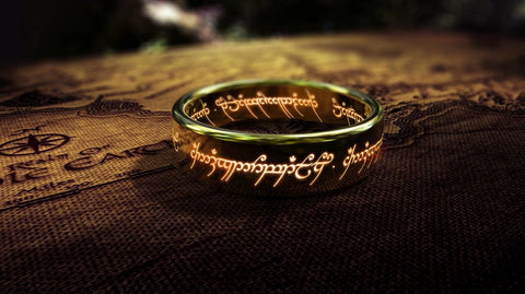 The One Ring (The Lord of  the Rings)