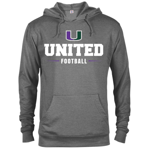 United 97200 Delta French Terry Hoodie Unisex
