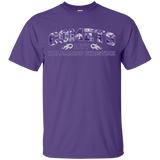 Purple Camo G200B Gildan Youth Ultra Cotton T-Shirt