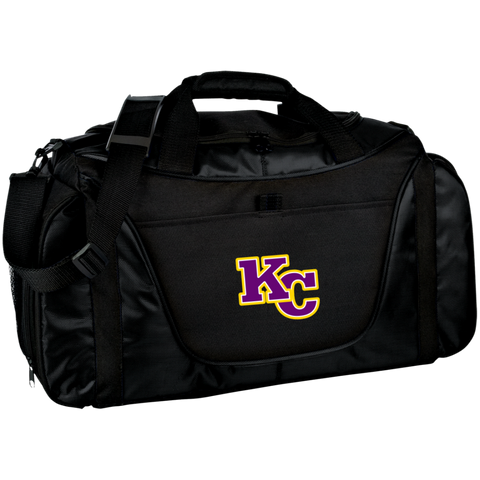 KC Big Block BG1050 Port Authority Medium Color Block Gear Bag