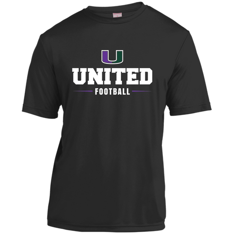 United YST350 Sport-Tek Youth Moisture-Wicking T-Shirt