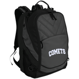 COMETS Embroidery BG100 Port Authority Laptop Computer Backpack