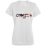 Flag 1790 Augusta Ladies Wicking T-Shirt