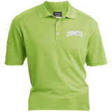 Comet Embroidery 267020 Nike Dri-Fit Polo Shirt