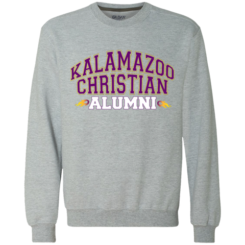 Alumni G920 Gildan Heavyweight Crewneck Sweatshirt 9 oz.