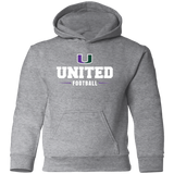 United CAR78TH Precious Cargo Toddler Pullover Hoodie