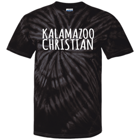 Handwritten CD100Y Youth Tie Dye T-Shirt