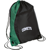 COMETS Embroidery BG80 Port & Company Colorblock Cinch Pack