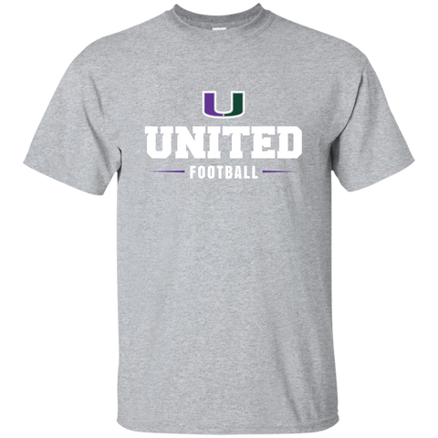 United G200B Gildan Youth Ultra Cotton T-Shirt