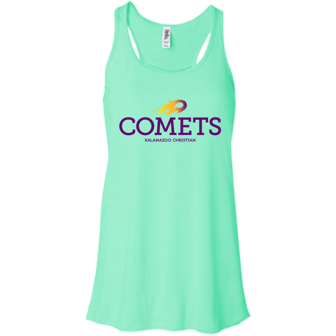 Big Comet B8800 Bella + Canvas Flowy Racerback Tank