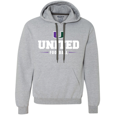 United G925 Gildan Heavyweight Pullover Fleece Sweatshirt Unisex