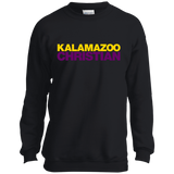 KC Block PC90Y Port and Co. Youth Crewneck Sweatshirt