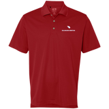 Icon Embroidery A130 Adidas Golf ClimaLite Basic Performance Pique Polo
