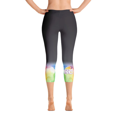 Emblem Capri Leggings