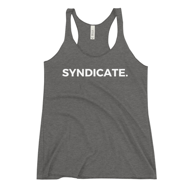 SYN racerback tank - options