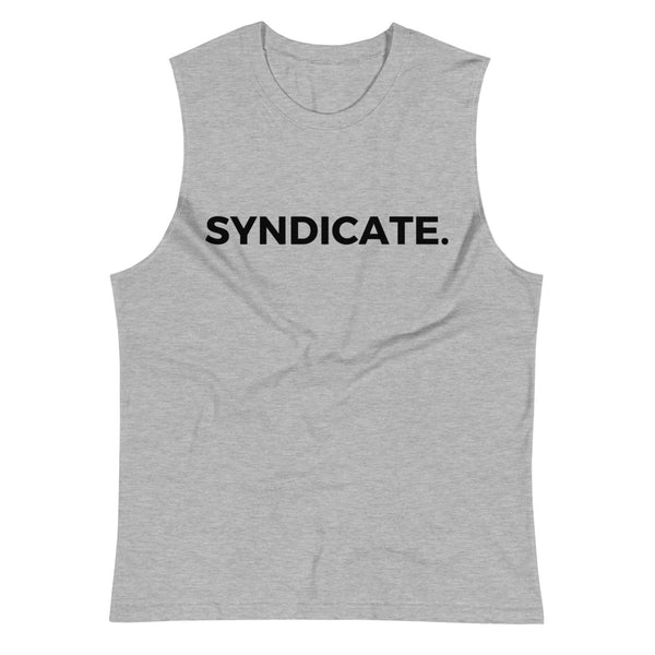 SYN muscle shirt - grey