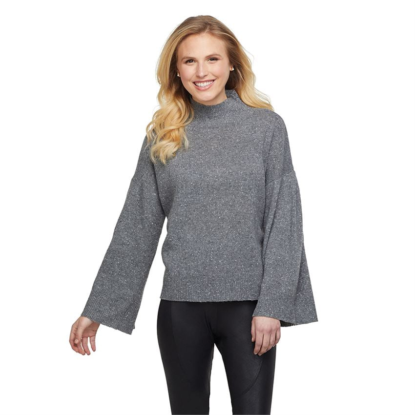 Willa Mock Neck Sweater