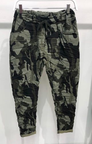 Crinkle Jogger (More Colors)