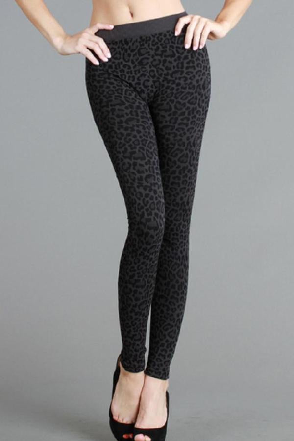 NikiBiki Print Ankle Length Leggings (More Colors)