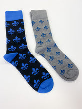 Men's STL Fleur De Lis Socks (More Colors)